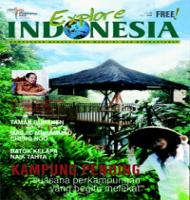 Tabloid Explore Indonesia