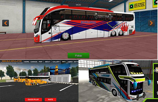 game bus simulator android