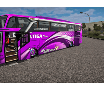 livery bussid