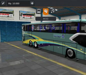 Cara Menginstall Livery Bussid